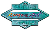 Logo for Genuine RoyceArt Design
